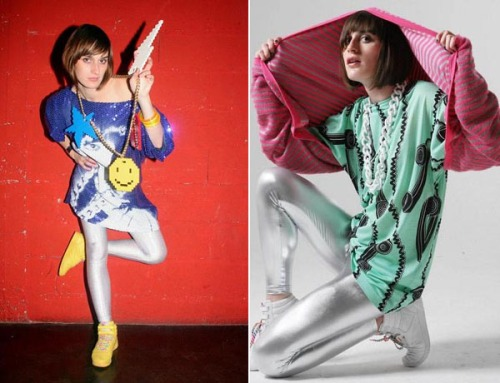 YELLE, french rapper (pic from chicandcharming.com)