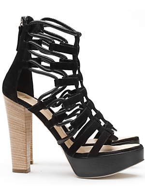 Giuseppe Zanotti Gladiator Platform Sandals (Sale: Was $895.00 now $539.00)