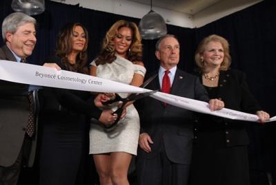 Beyonce Cosmetology School