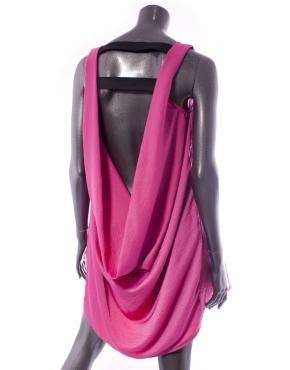 $126 cape dress