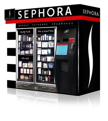 ZoomSystems Sephora