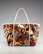 Diane Von Furstenberg Leopard Tote