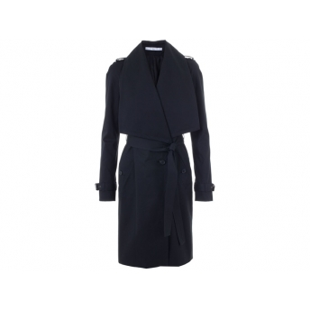 Givency Black Trench Coat/Dress $1875