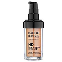 Make Up Forever HD invisible Cover Foundation at Sephora