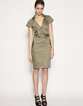 Karen Millen Trench Dresses $278