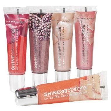 Maybelline Shine Essential Lip Gloss, available at CVS