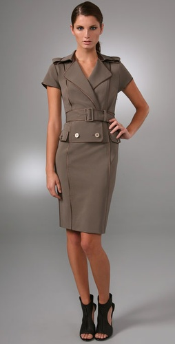 Rachel Roy Trench Dress $1295