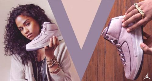 Vashtie Kola, Air Jordan Retro Lavender